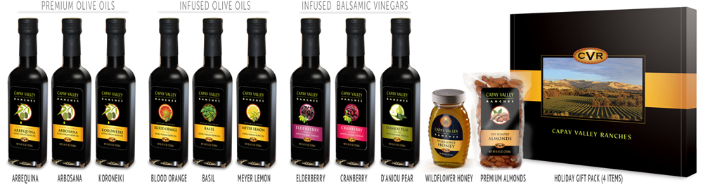 ALL Capay Valley Ranches -PRODUCTS